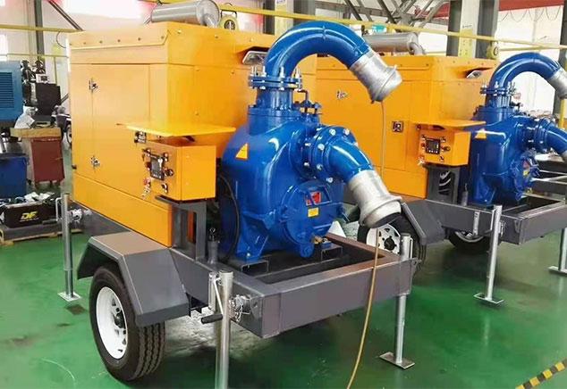 SP-6泵车